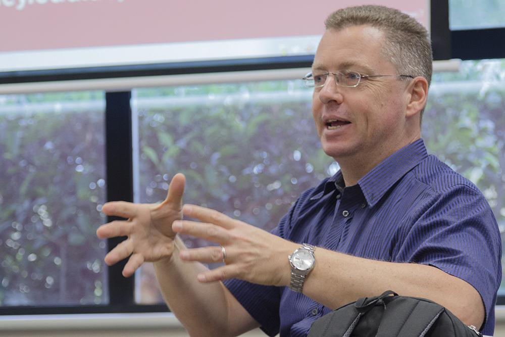 Mark Byron